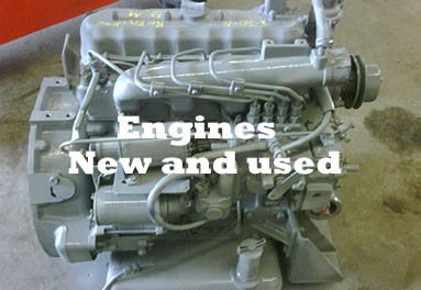 engines new and used